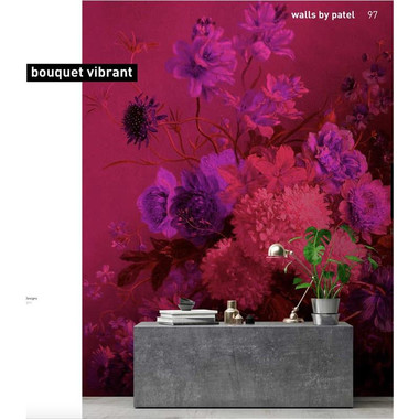 Walls by Patel 110709 bouquet Vibran 2